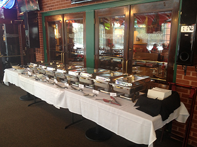 Catering Howard County MD