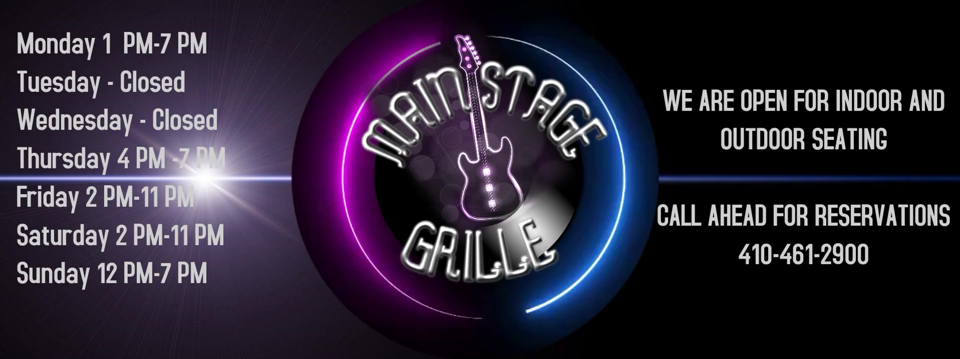 Main Stage Grille